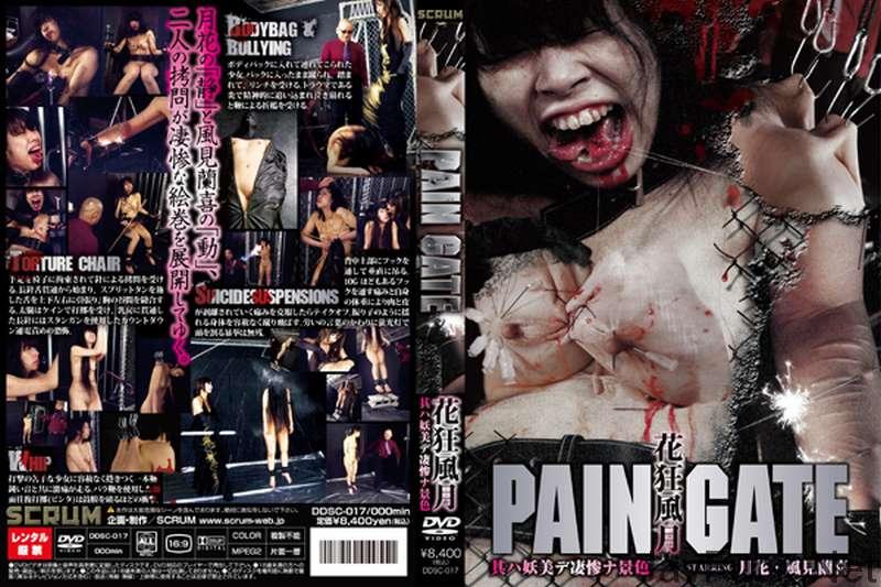 [DDSC-017] PAIN GATE 花狂風月 110分 SM 2010/09/17