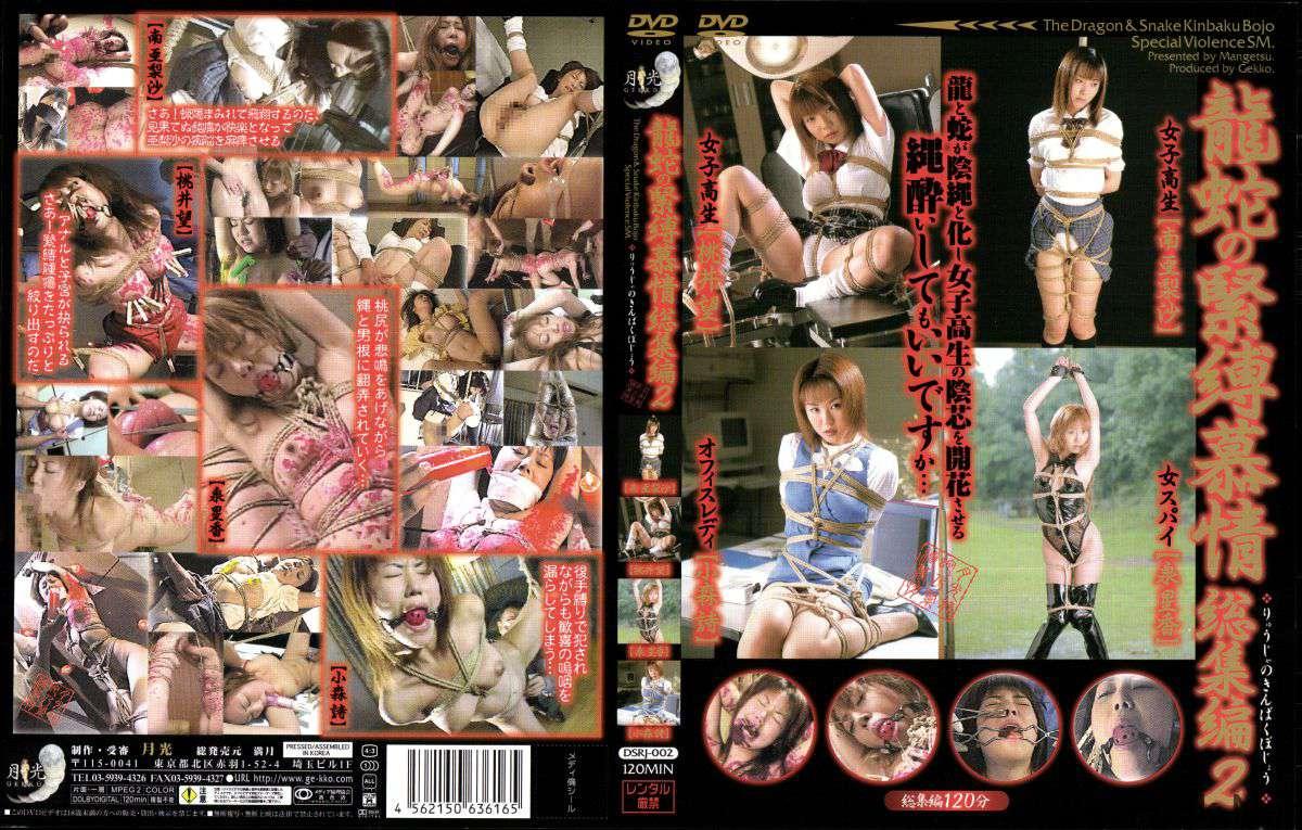 [DSRJ-002] 龍蛇の緊縛慕情 総集編 2   2004/02/17 その他SM