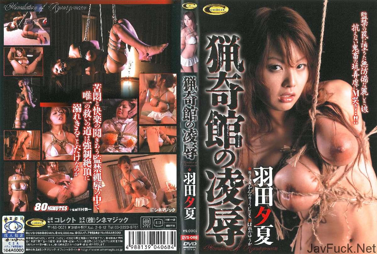 [DD-230] 猟奇館の凌辱 Yuka Haneda Mahiro Uchida SM 川村慎一 DVS