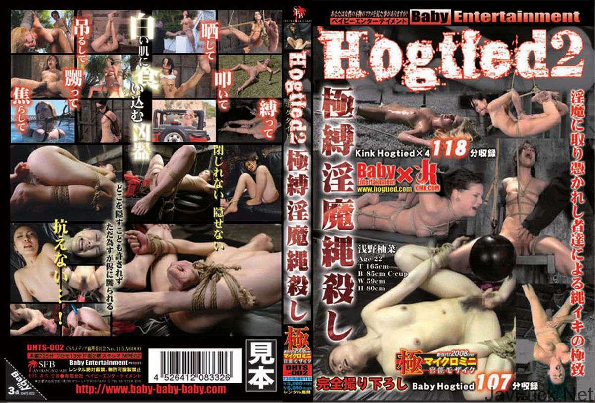 [DHTS-002] HOGTIED 2 極縛淫魔縄殺し Outlet 238分 凌辱 2008/04/12