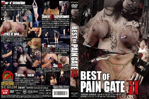 [DDSC-020] BEST OF PAIN GATE 2 その他SM SM