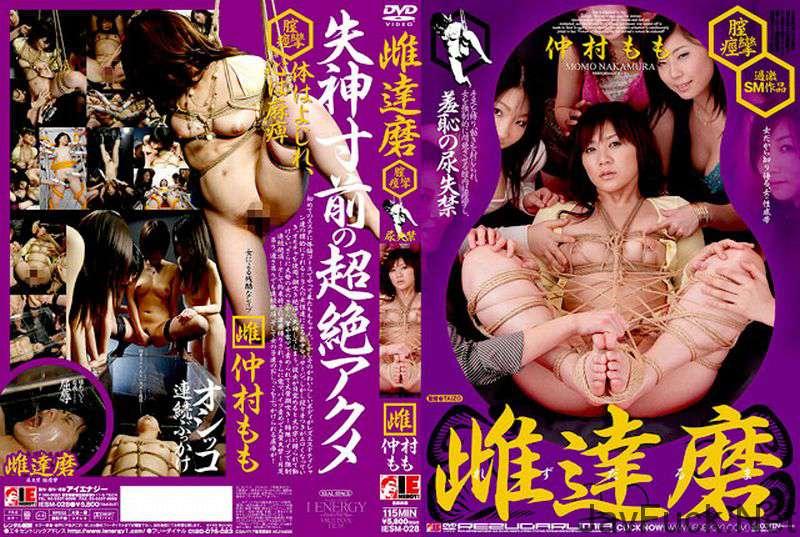 [IESM-028] 雌(レズ)達磨 膣痙攣 尿失禁 アイエナジー 放尿 Golden Showers TAIZO