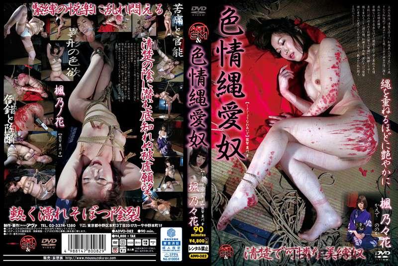 [ADVO-082] 色情縄愛奴 アートビデオSM Torture
