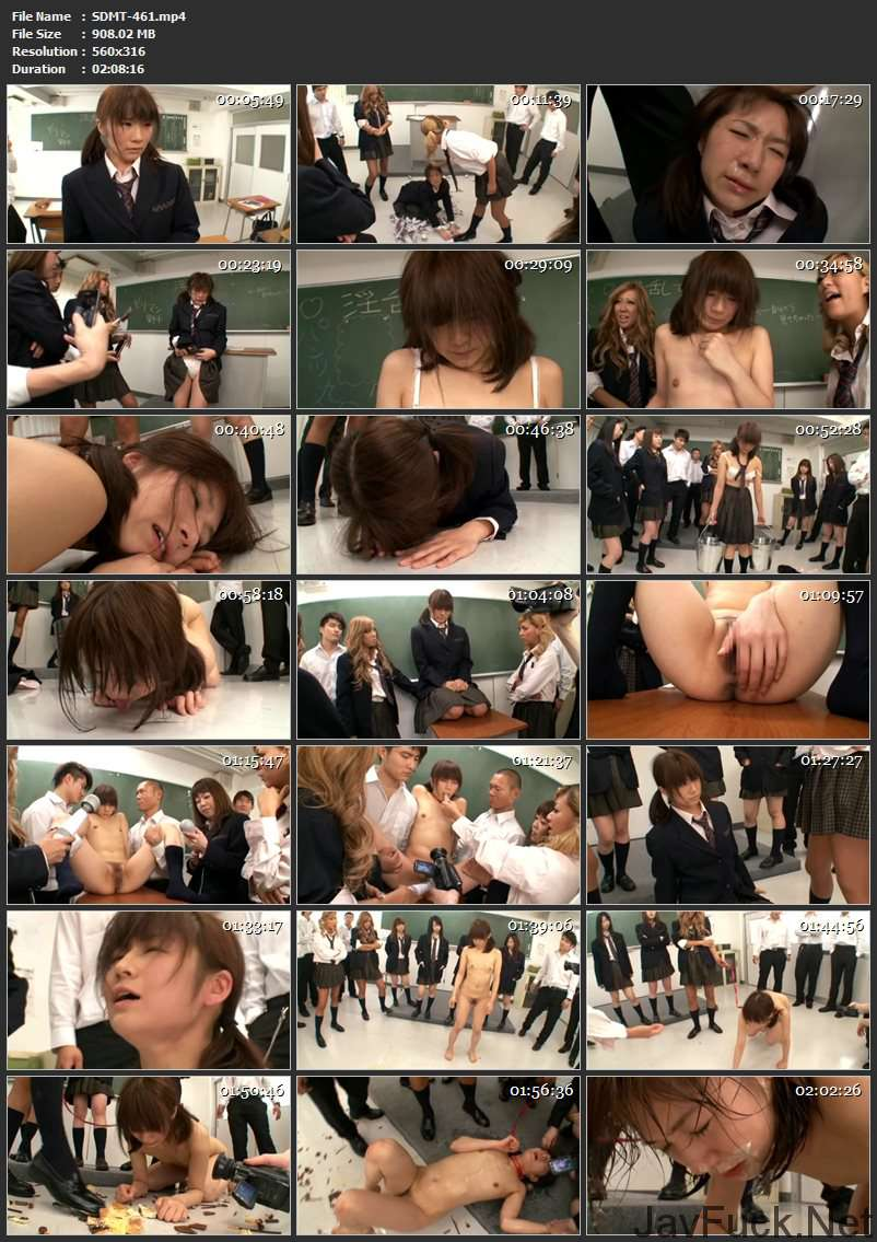 [SDMT-461] 集団いじめ学級 あんり SOD SODクリエイト(ソフトオンデマンド) Other Humiliation Nonaka Anri