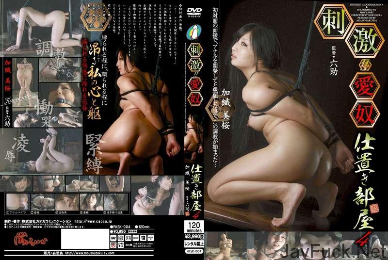 [RKSK-004] 刺激!! 愛奴仕置き部屋 4 2012/01/13 Boobs 監禁・拘束 Tits-Tits
