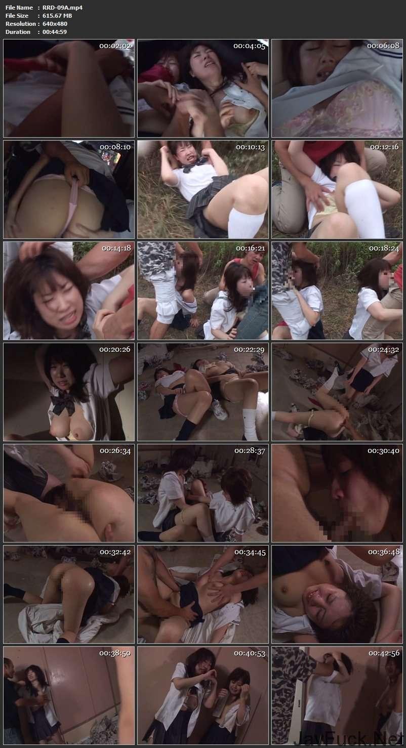 [RRD-09] 巨乳女子校生生狩り(RRD-09) Other School Girls 輪姦・凌辱 企画 Planning