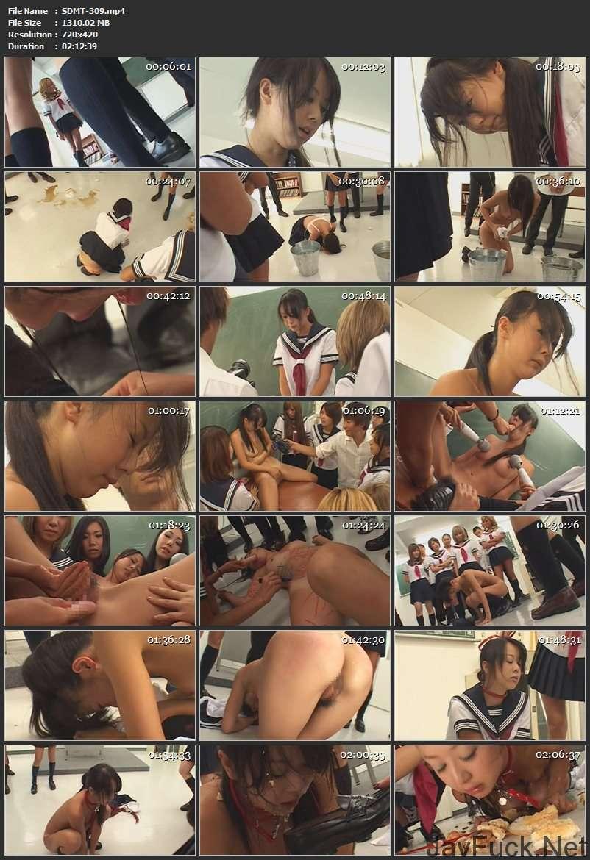 [SDMT-309] 集団いじめ学級 じゅんこ School Girls 2011/03/18 SOD D.Luffy