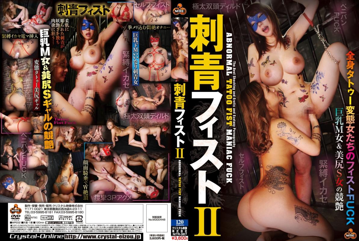 [NITR-387] 刺青フィスト 2 Buddha Orgy Fetish Anal その他フェチ