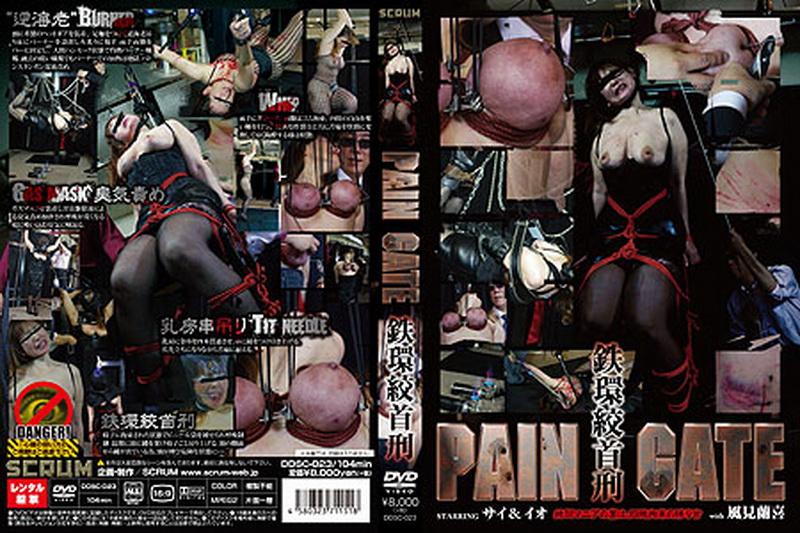 [DDSC-023] PAIN GATE ~鉄環絞首刑~ 風見蘭喜 2014/07/31 104分