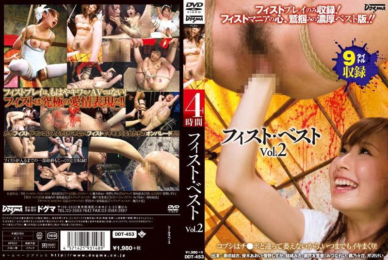 [DDT-453] フィスト・ベスト 2 Fist 248分
