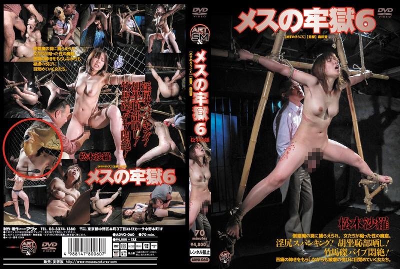 [ADVO-060] メスの牢獄 6 アートビデオSM/妄想族 アートビデオSM