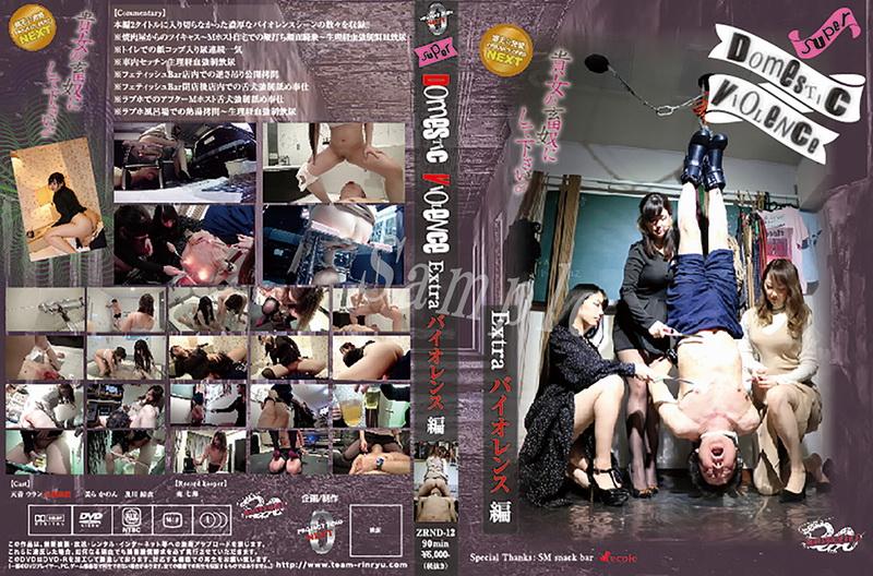 [ZRND-12] 及川結衣'10 Super Domestic Violence Extraバイオレンス編